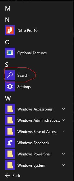 Removing dead icons from Start menu All Apps-search-icon.jpg