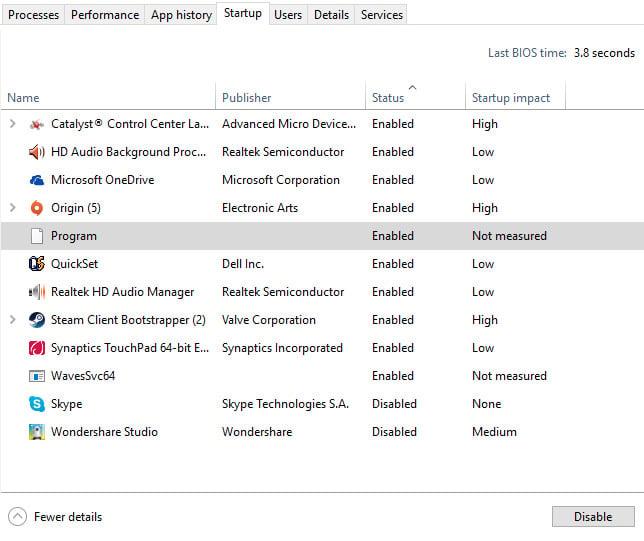 Startup Program help Solved - Windows 10 Forums