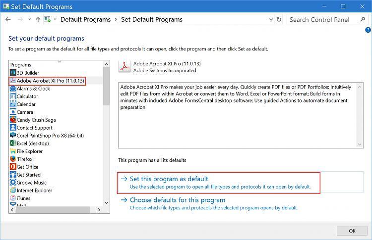 Acrobat X Pro compatibility with Windows 10 - Windows 10 Forums