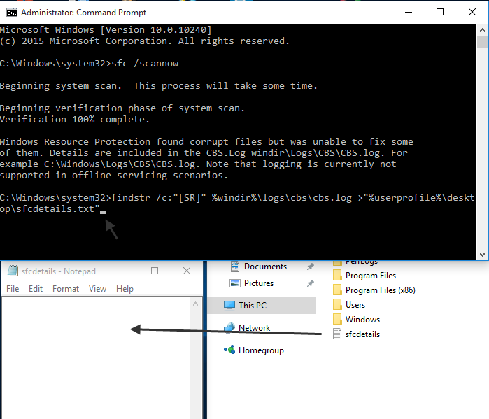 Windows 10 Recovery Tools - Bootable Rescue Disk-sfc-cmd-2-blinksfc-details-empty-08-12-2015-12-27-39.png