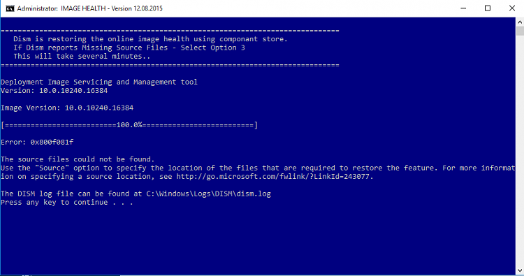 Windows 10 Recovery Tools - Bootable Rescue Disk-option-2-result-08-12-2015-19-10-49.png