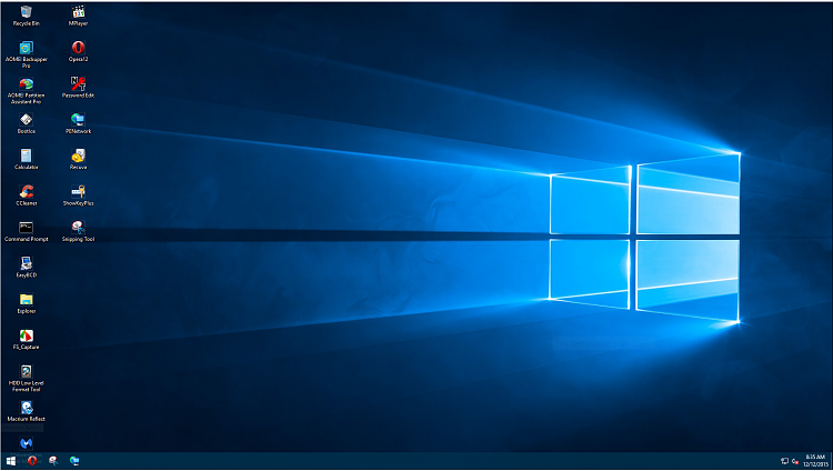 Windows 10 Recovery Tools - Bootable Rescue Disk-shortcuts.png