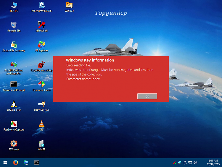 Windows 10 Recovery Tools - Bootable Rescue Disk-showkeypluserror.png