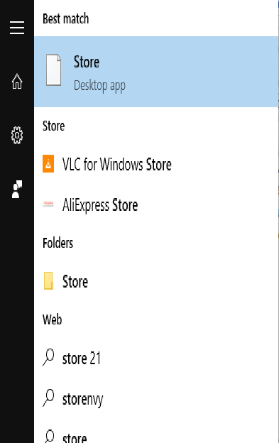 Windows Calculator & Store Not opening and displaying white icon-forum1.png
