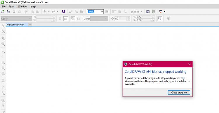corel x7 on windows 10 keeps shutting down at startup-corel-error-message.png