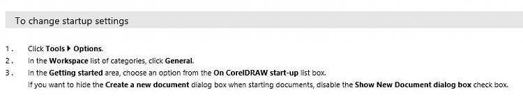 Click image for larger version.  Name:corel start.JPG Views:0 Size:26.1 KB ID:56822