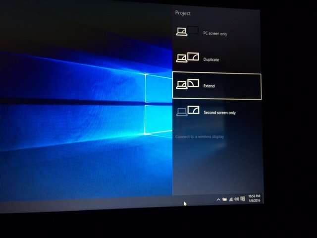 Win 10 Project Panel Auto Open Windows 10 Forums