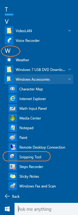 how to find the screen shots folder in windows 10