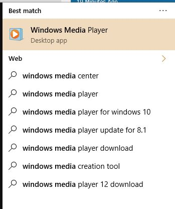 Do the rest of you still have Windows Media Player installed