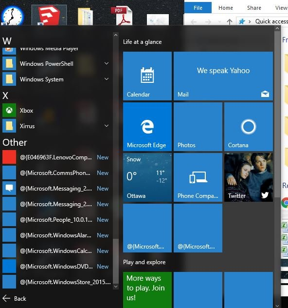 Several Windows apps not working since upgrade to win 10-apps.jpg
