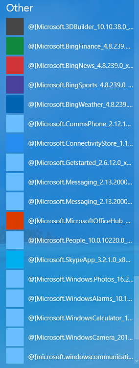 App Store And Apps Disappeared Windows 10 Forums