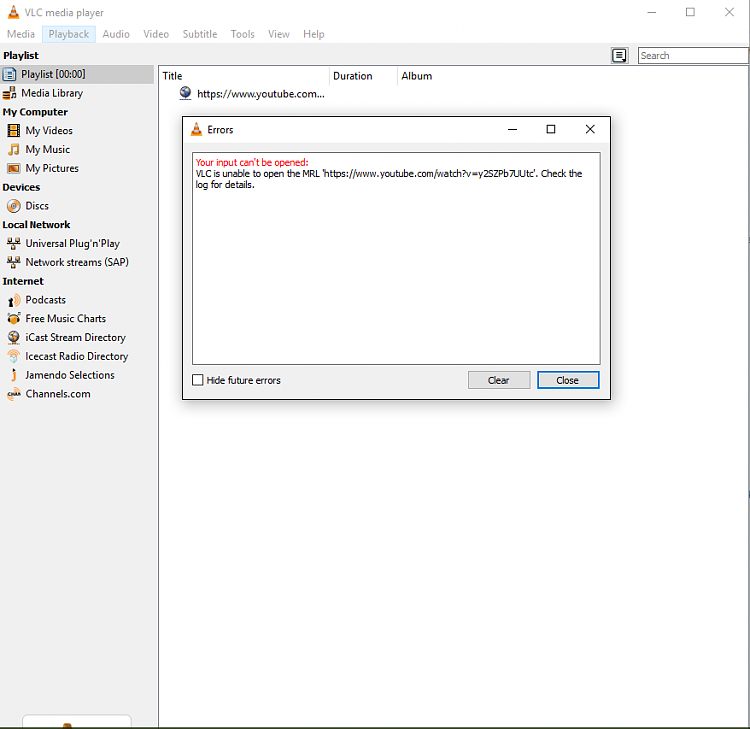 Issues with 64bit software-vlc-error.png