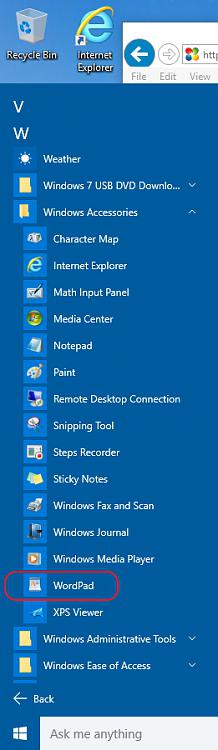 Click image for larger version.  Name:Windows Accessories.jpg Views:1 Size:138.1 KB ID:74748