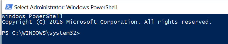 Click image for larger version.  Name:powershell admin.PNG Views:3 Size:9.5 KB ID:79318
