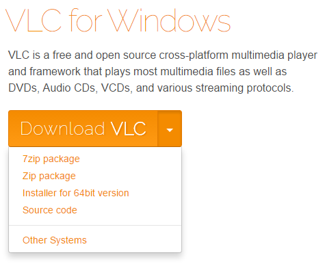 vlc player win64 free download