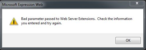 Microsoft Frontpage 2003-error.jpg