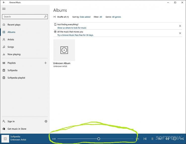 Groove Music time slider missing, after update, I believe.-music_2.jpg