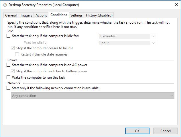 Can't Get Task Scheduler To Start a programme on log-on/Startup-capture-4.jpg