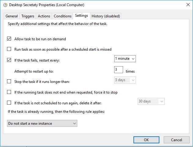 Can't Get Task Scheduler To Start a programme on log-on/Startup-capture-5.jpg