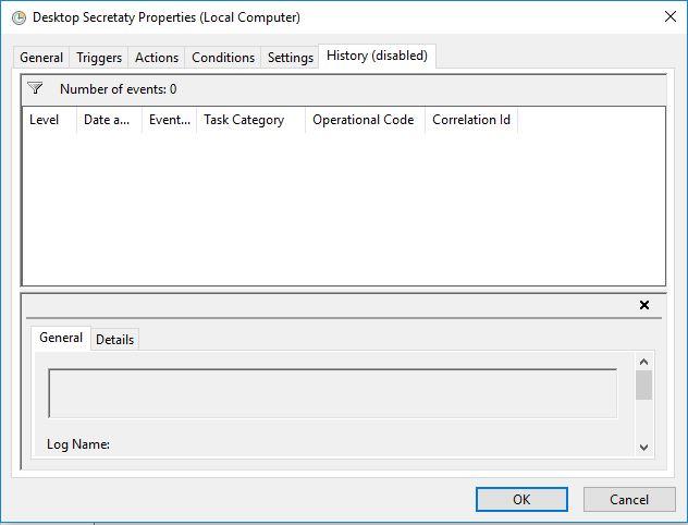 Can't Get Task Scheduler To Start a programme on log-on/Startup-capture-6.jpg