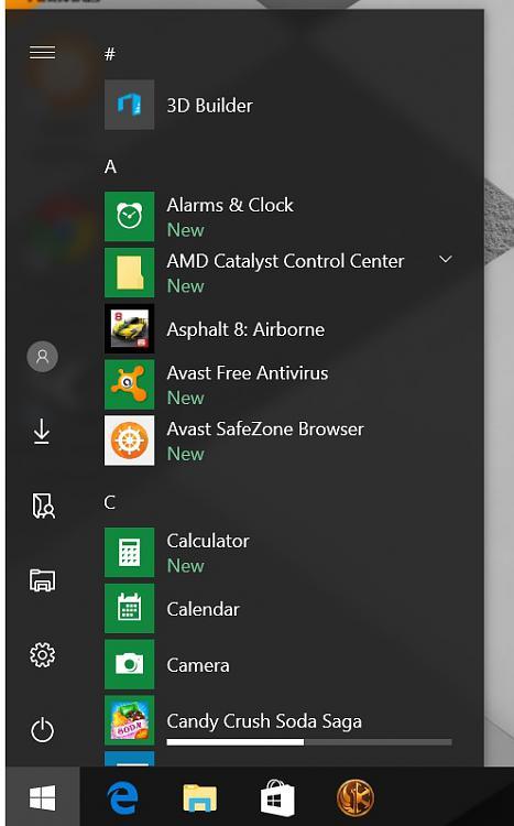 Has the start menu changed in a recent update?-start-menu.jpg