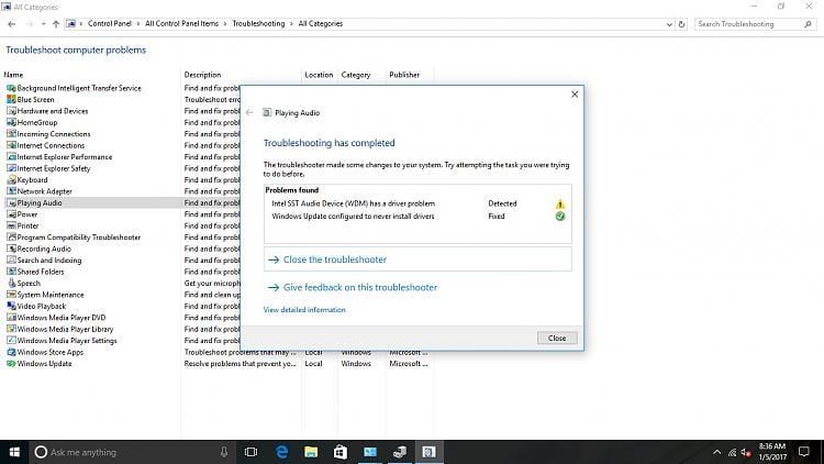 no audio from internet explorer