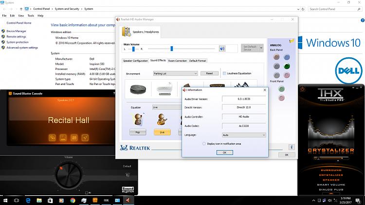Latest Realtek HD Audio Driver Version - Page 35 - Windows ...