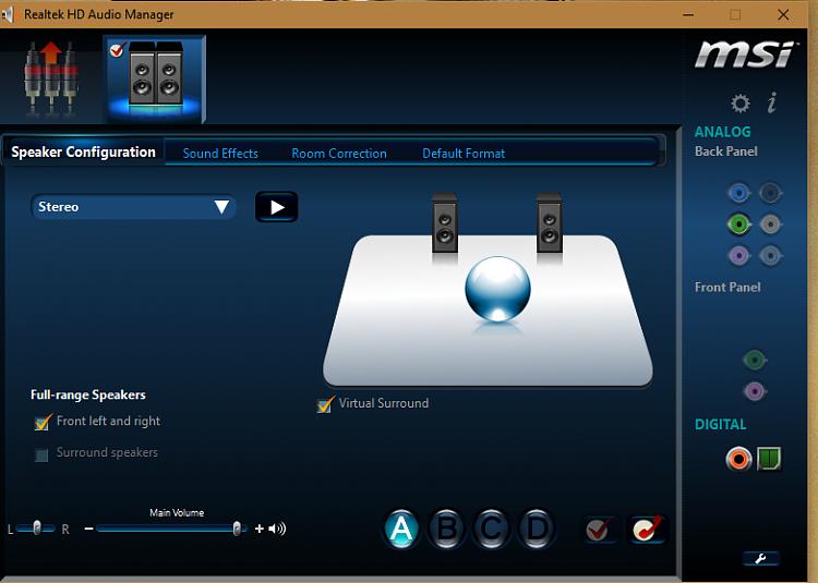 Realtek HD Audio Driver Version old post - Page 54 - Windows 10 Forums