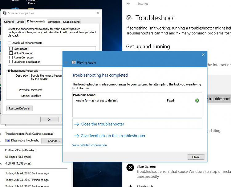 Toggle keys on but no sound - Windows 10 Forums