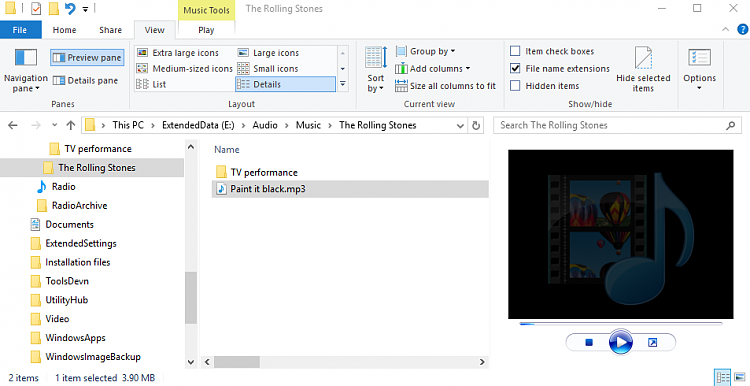 Click image for larger version.  Name:Audio preview inside File explorer window - T17.png Views:0 Size:87.2 KB ID:151047