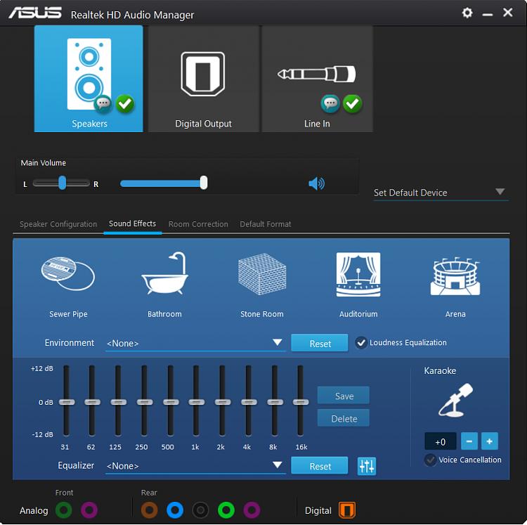 realtek sound driver windows 10 forums. Black Bedroom Furniture Sets. Home Design Ideas