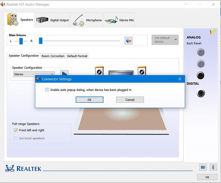 Latest Realtek HD Audio Driver Version - Page 25 - Windows