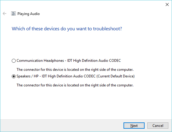 Click image for larger version.  Name:AudioTroubleshooting1.png Views:32 Size:10.7 KB ID:188383