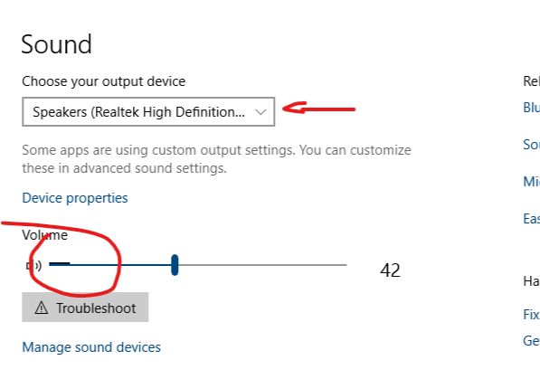 no audio device detected Solved - Windows 10 Forums