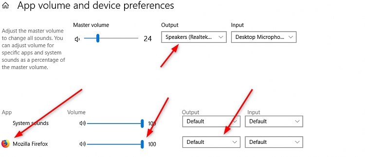 Audio of word pronunciation doesn't work in WIN 10 1809