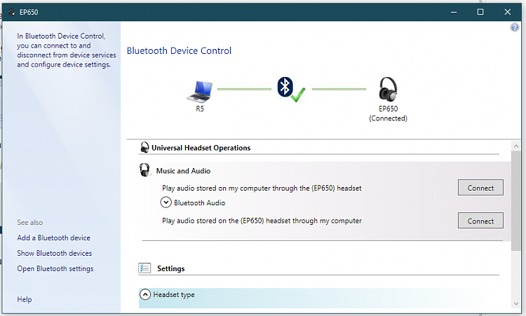 Bluetooth headset doesn't get detected as audio device automatically-annotation.png
