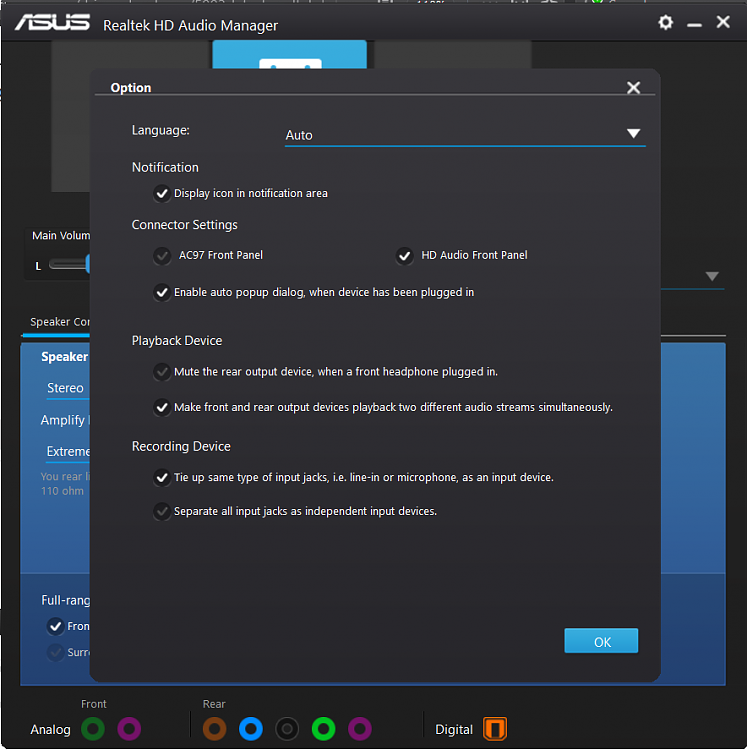 Latest Realtek HD Audio Driver Version - Page 172 - Windows 10 Forums