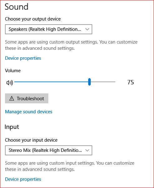 Windows 10 No Longer Detects Headphones after a Sound Update