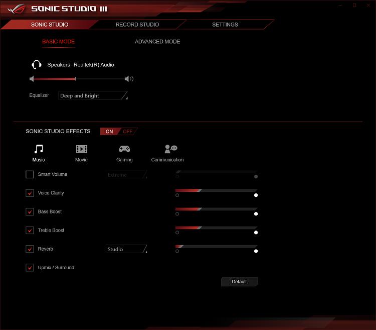 reinstall realtek audio driver windows 10