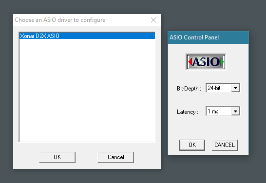 ASIO Latency help - Windows 10 Forums