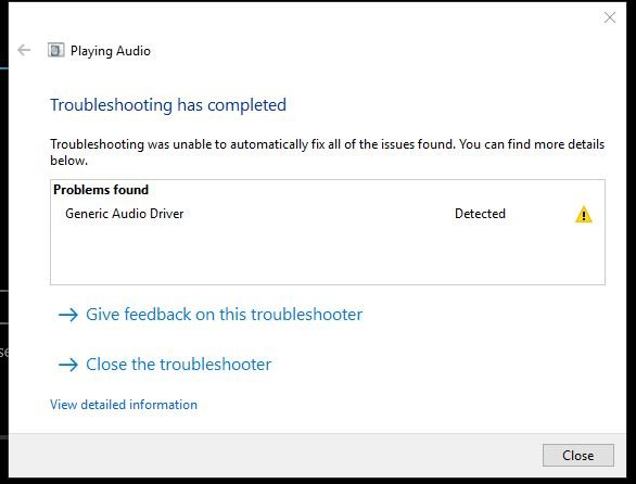 No System Notification Sounds Play After Update To Windows