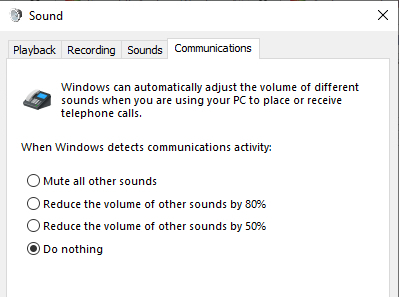 Audio consistantly getting lowered permanently when I adjust volume-soun.jpg