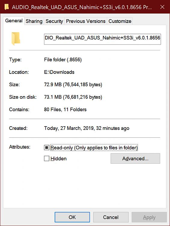 Latest Realtek HD Audio Driver Version - Page 229 - Windows 10 Forums