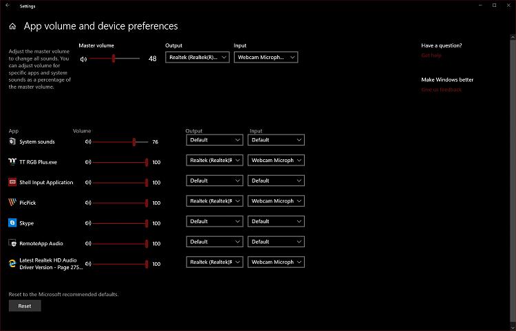 realtek high definition audio driver windows 10 pc