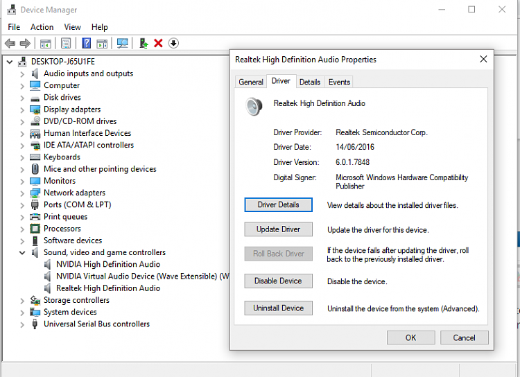 Latest Realtek HD Audio Driver Version [2] - Page 8