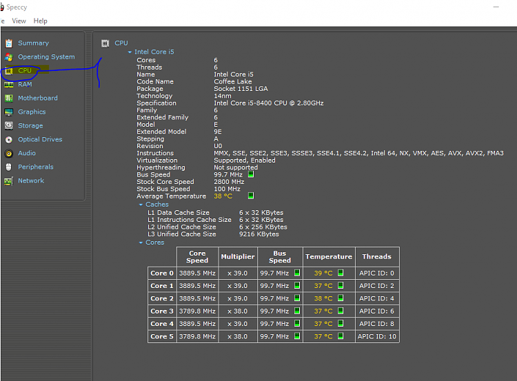 Sound Properties under Realtek Drivers Missing Enhancement Tab-cpu.png