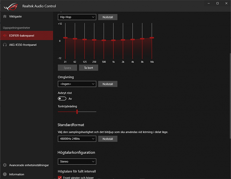 gigabyte realtek audio driver download