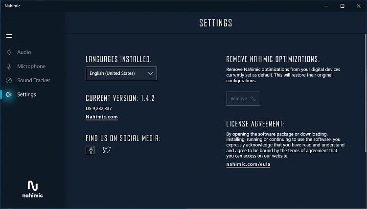 Realtek Audio Console REQUIRES a Realtek HD (UAD) Driver!!-nahimic3uwpapp-version-142.png