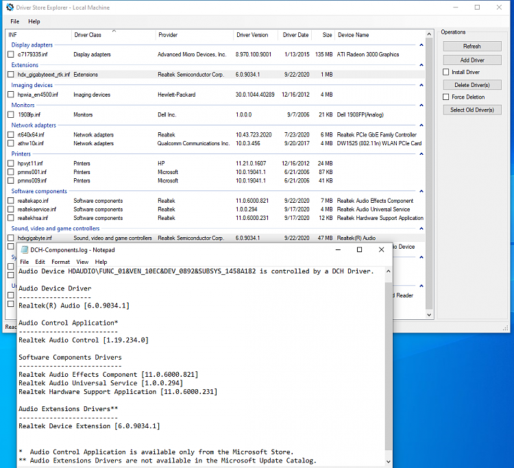 Determine the DCH (UAD) Realtek driver needed for your Audio-dch-component-log-driverstoreexplorer-pic.png