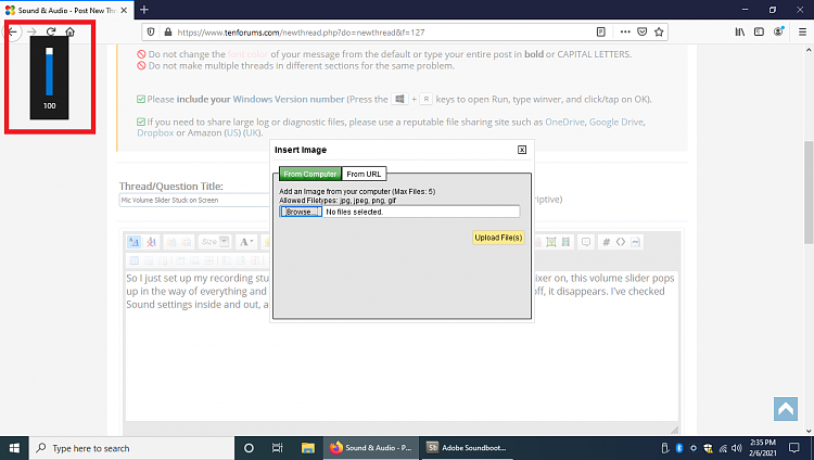 Mic Volume Slider Stuck on Screen-screenshot-2-.png